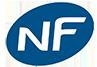 Panneau routier conforme aux normes françaises